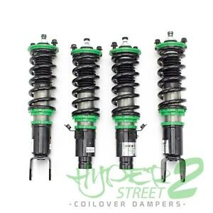 Coilovers For Civic 92 95 Eg Suspension Kit Adjustable Damping Height
