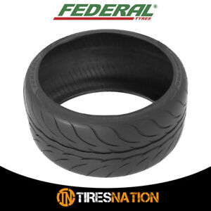 1 New Federal 595rs pro 275 35zr18 Xl 95y Tires