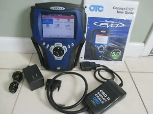 Otc Genisys Evo 5 0 Diagnostic Scanner Domestic Asian Euro Global 80s 2014