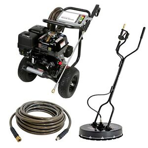 Gas Pressure Surface Washer Cold Water 4200 Psi 4 Gpm Aaa Pump Honda