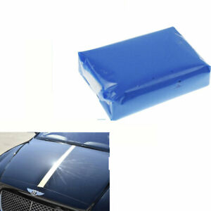 Clay Bar Detailing Auto Car Clean Wash Cleaner Sludge Mud Remove Magic Blue 180g