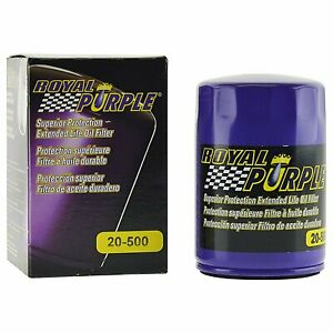 Royal Purple 20 500 Extended Life Premium Oil Filter