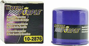 Royal Purple 10 2876 Extended Life Premium Oil Filter