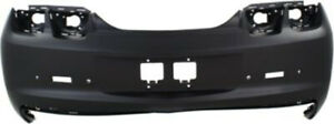 Primed Rear Bumper Cover Replacement For 2010 2013 Chevrolet Camaro