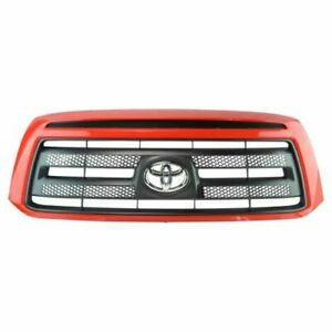 Oem Toyota Tundra Red Rock Warrior Grille 53100 0c240 d0 Fits Select 2010 2013
