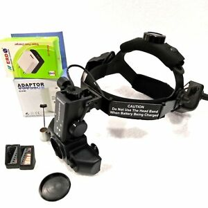 Binocular Indirect Ophthalmoscope All Pupil With 20d Kfco Lens