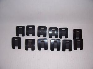 Mopar Nos 1970 1971 Cuda Challenger Convertible Top Boot Clips 3415721