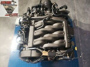 1999 To 2001 Mazda Mpv 2 5l Duratec V6 Engine Automatic Transmission Jdm Gy