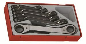 Teng Tools Ttrors 6 Piece Rors Wrench Set 6 22mm
