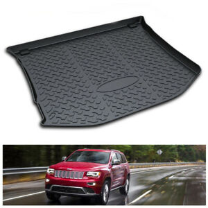Car Rear Trunk Cargo Mat Liner Protection Mats For Jeep Grand Cherokee 2012 2020