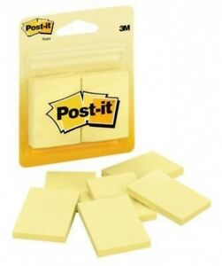 3m 2031 Post it r Notes 2031 1 1 2x2 In