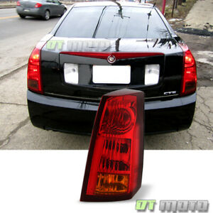 2003 2007 Cadillac Cts Tail Light Rear Brake Lamp 03 07 Right Passenger Side