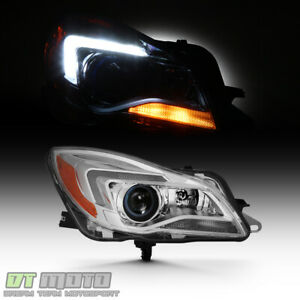 2014 2017 Buick Regal hid xenon Projector Headlights Headlamps Passenger Side
