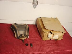 1962 Olds Oldsmobile 98 Starfire Nos Gm Lh Upper Control Arm W Shaft Ball Joint