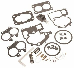 Rochester Mercury Carb Carburetor Rebuild Kit 2gv 2gc 2 Barrel 17080350 17057139