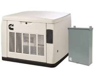Cummins 18kw Ng 20kw Lp Quiet Connect Series Air cooled Standby Generator