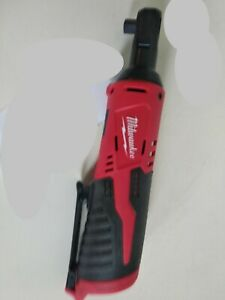 New Milwaukee M12 2457 20 12v 3 8 Cordless Ratchet Tool Only