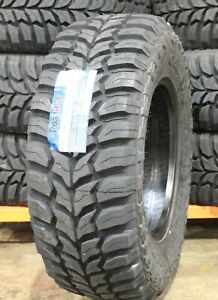 4 New 35x12 50 18 Roadone Cavalry M t Mud 128q 12 50r R18 Tires