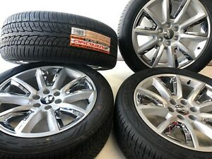 22 Chevy Tahoe Suburban Premier Wheels Rims Tires 2019 2020 5696 Factory
