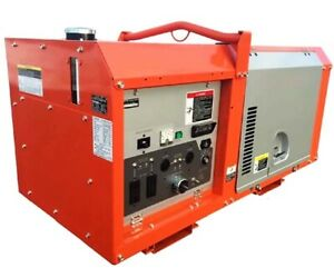 Diesel Generator 10 Kw 120 240 Volts 1 Phase 12 7 Hr Run 16 3 Hp