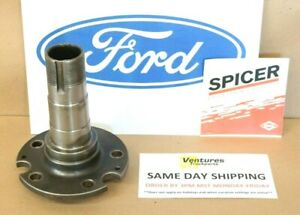 Ford F150 And Bronco 5 Hole Abs Spindle 1 2 Ton Dana 44 Ifs Front Axle 1993 1995