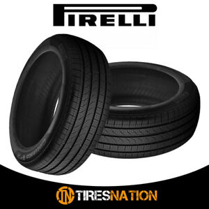 2 New Pirelli Cinturato P7 All Season 205 55r16 91h Grand Touring Tires