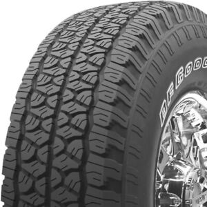 1 New Lt265 70r17 Bfgoodrich Rugged Trail T A 121r 265 70 17 All Terrain Tires