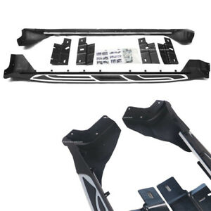 Side Step Fit For Jeep Grand Cherokee 2011 2018 Running Board Nerf Bar