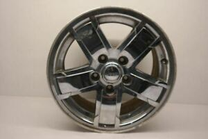 05 06 07 Jeep Grand Cherokee Limited Wheel 17x7 1 2 Aluminum Chrome
