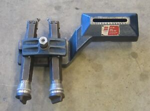 Ammco 7900 Twin Disc Cutting Head For Brake Lathe Rotor Cutter Facing Tool