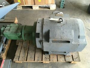 Us Electrical 50 Hp Electric Motor 3 Phase Frame 365tsc 1 165 Rpm