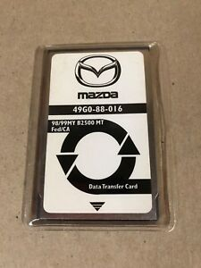 Mazda Special Tools Ngs Scan Tool Data Transfer Card 49g0 88 016 49go 88 016