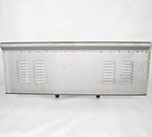 Front Bed Panel Chevy 1954 1959 4 Rows Louvres Steel Chevrolet Stepside Truck