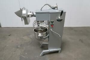 Univex Srmf20 Heavy Duty Mixer 120 Vac 1 Ph T128506
