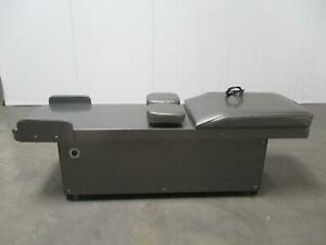 Treatment Table Physical Therapy Chiropractic Traction T118169