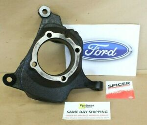 Ford F250 F350 Excursion 99 04 Front Right Hand Steering Knuckle Dana 50 Or 60