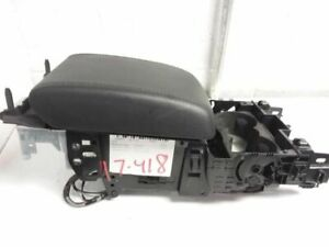 Console Front Floor Leather Armrest Fits 14 15 F Type 737579