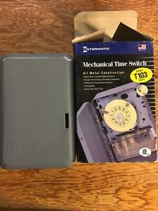 Intermatic Mechanical Time Switch T103 New In Box