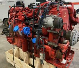 2015 Cummins Isx15 Cpl 7393 Engine Assembly Complete Free Ship 2 Year Warranty