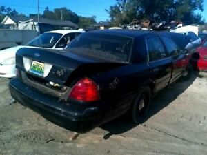 Speedometer Cluster Column Shift Analog Mph Fits 06 Crown Victoria 138268