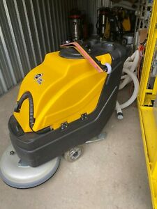 C5 20 Auto Floor Scrubber Cleaner Machine Battery Powered