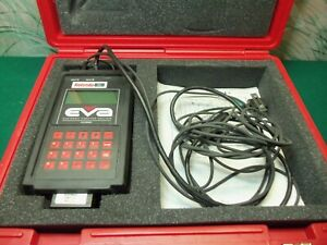 Ford Rotunda Vibration Analyzer 014 00344 W User Manual Carrying Case