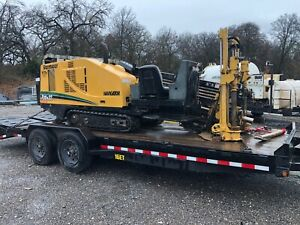 14 Vermeer 20x22 Series Ii Directional Drill With Trailer Miles Equipment