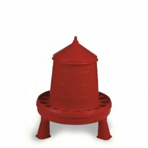Gaun Plastic Poultry Feeder With Legs tl1484