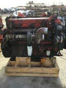 2007cummins Isx Engine Assembly Complete Oem Perfect Freeship 1 Yearwar Cpl8520