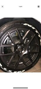 20 Inch Oem Factory Dodge Challenger Charger Scat Pack Wheels Rims