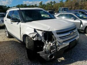 2011 2014 Ford Explorer Console Front Roof W Sunroof 776828