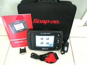 Snap On Ethos Pro Diagnostic Scanner Usa Asian Euro 19 4 2019 Full Function