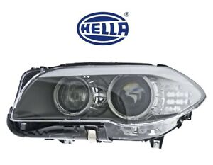 Hella Front Driver Left Headlight Assembly 010131651 For Bmw F10 528i 535i 550i