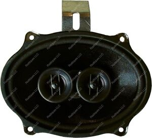 1967 69 Camaro Dash Speaker Exact Fit Replacement For Stereo Radio W ac